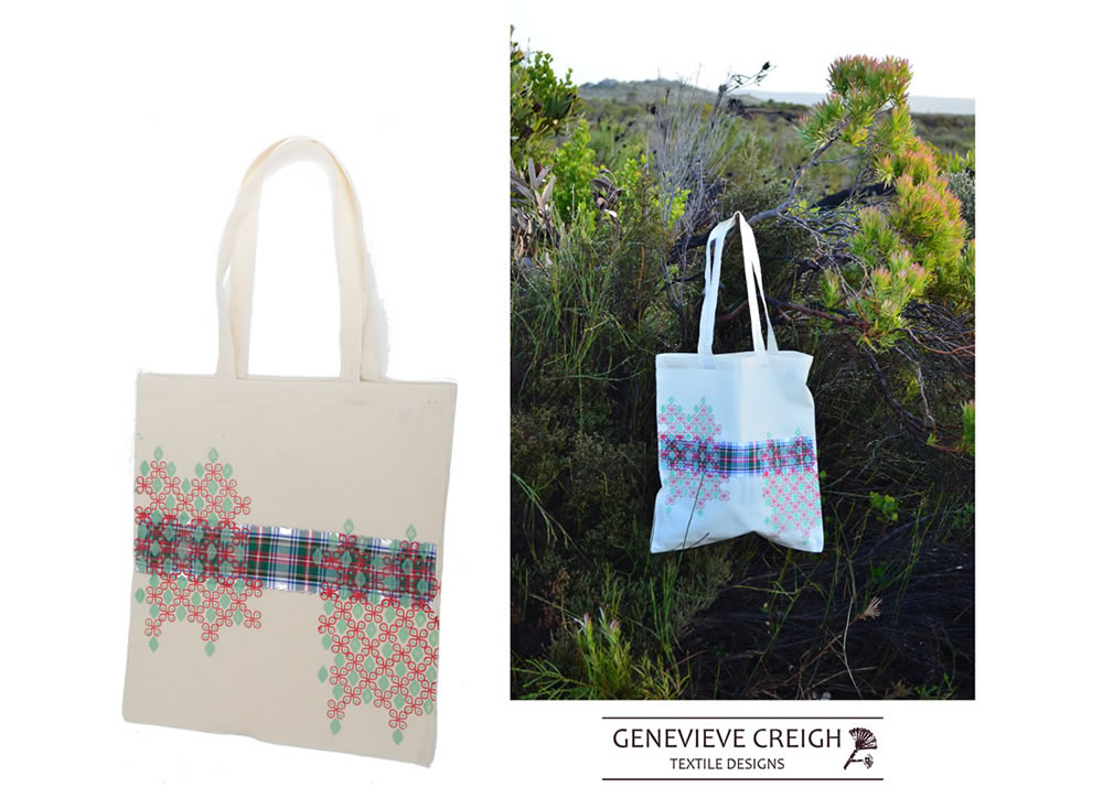 Genevieve Creigh Textile Designs Winter 2014